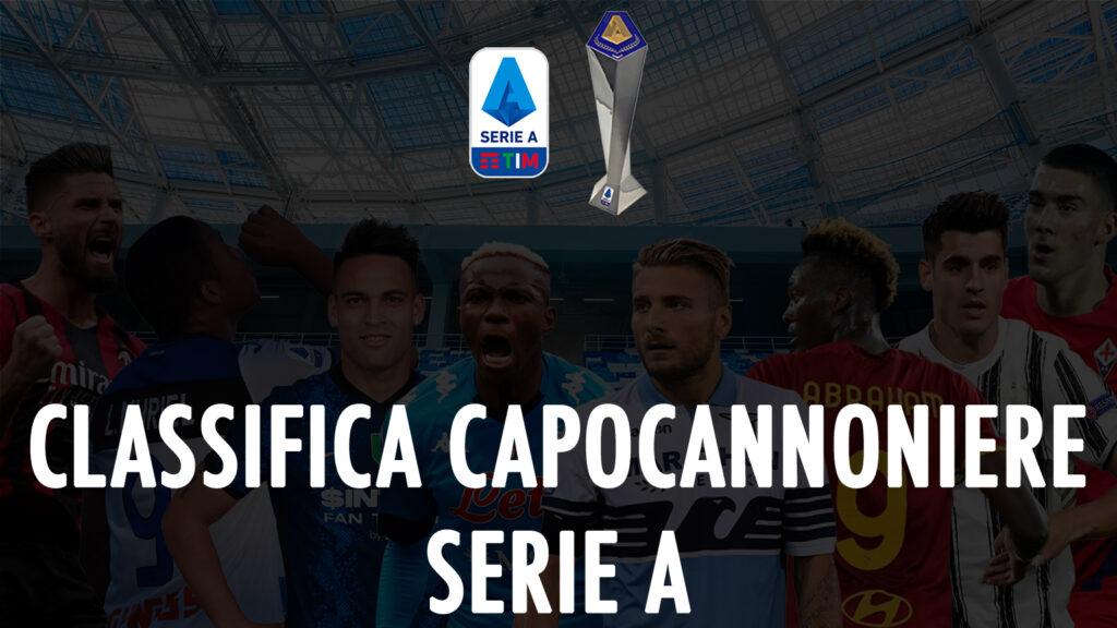 peringkat pencetak gol terbanyak seri 2022 peringkat pencetak gol terbanyak seri Italia 2021 22