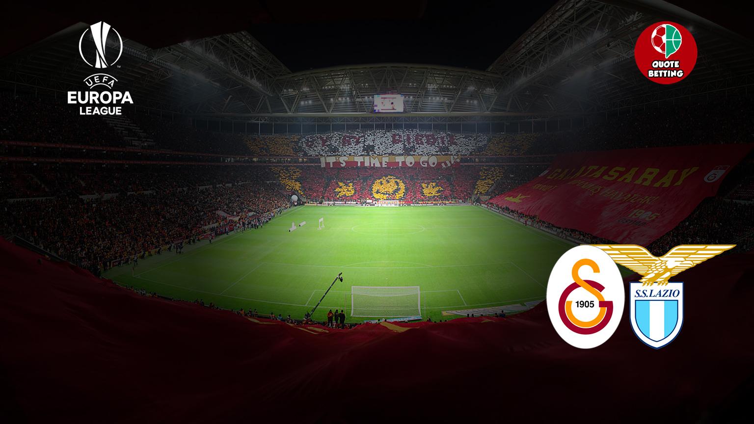 QUOTE galatasaray lazio tempat untuk melihat di TV prediksi formasi peluang sepak bola liga europa UEL