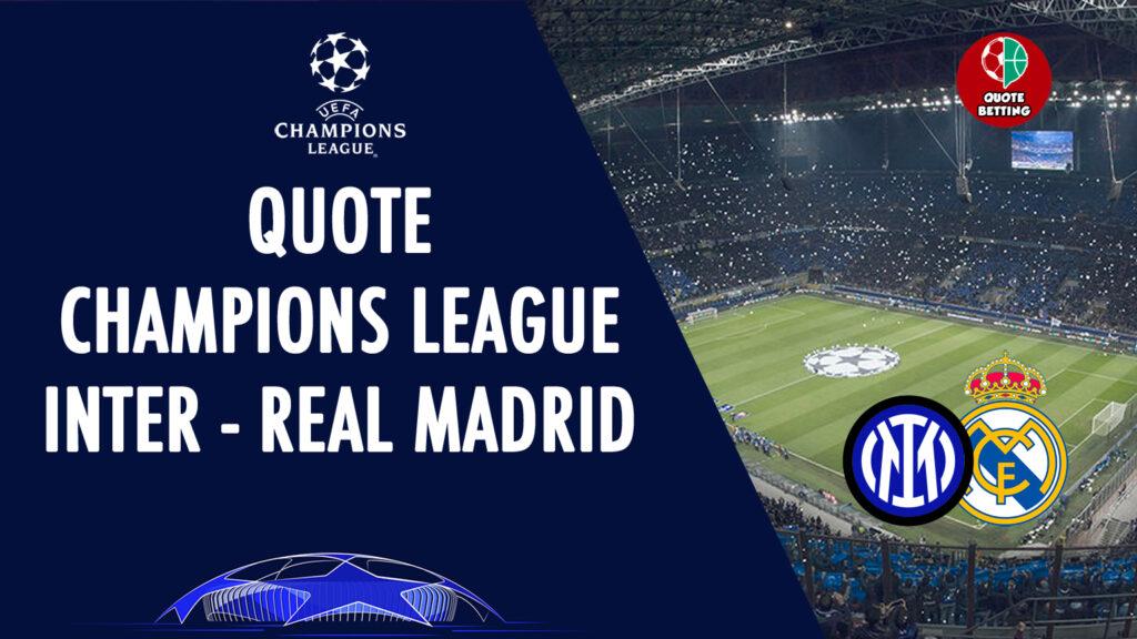 QUOTE antar real madrid tempat untuk melihat di TV prediksi formasi peluang sepak bola uefa europa champions league UCL