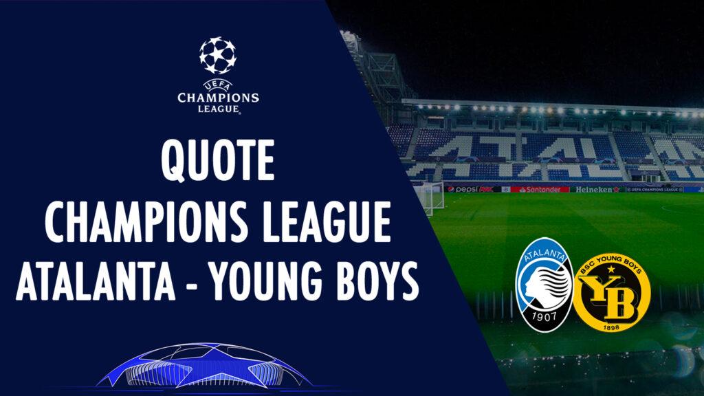 peluang anak laki-laki atalanta tempat untuk melihat di tv peluang prediksi formasi sepak bola liga juara UCL atalanta-anak laki-laki muda