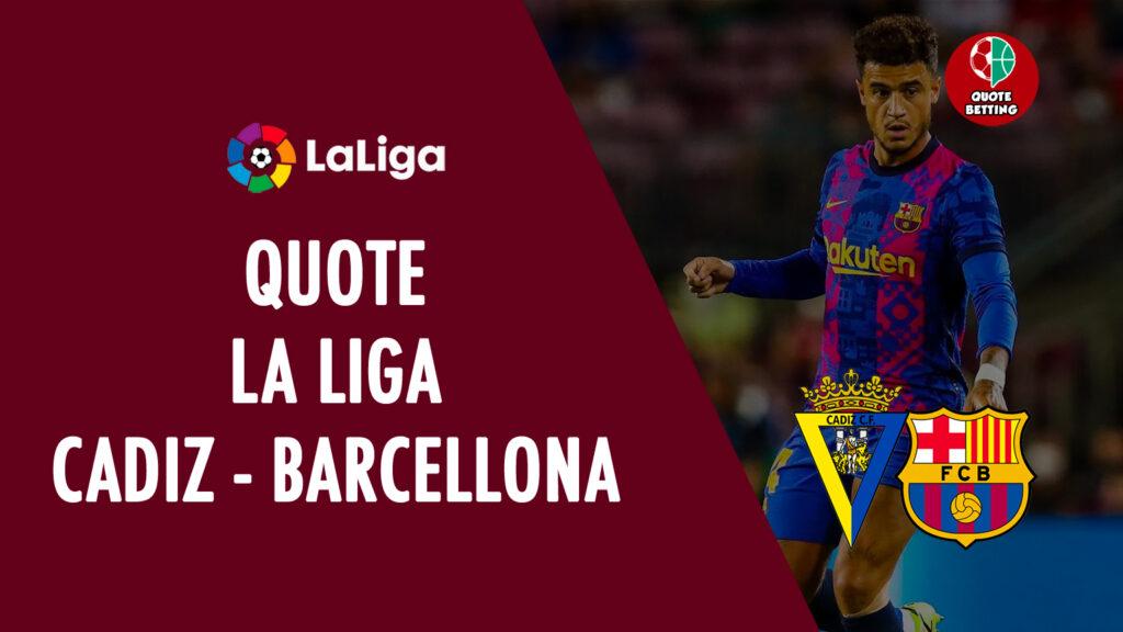 odds cadiz barcelona tempat untuk melihat di tv prediksi lineup odds spanyol la liga taruhan sepak bola spanyol cadiz-barcelona barcelona boat