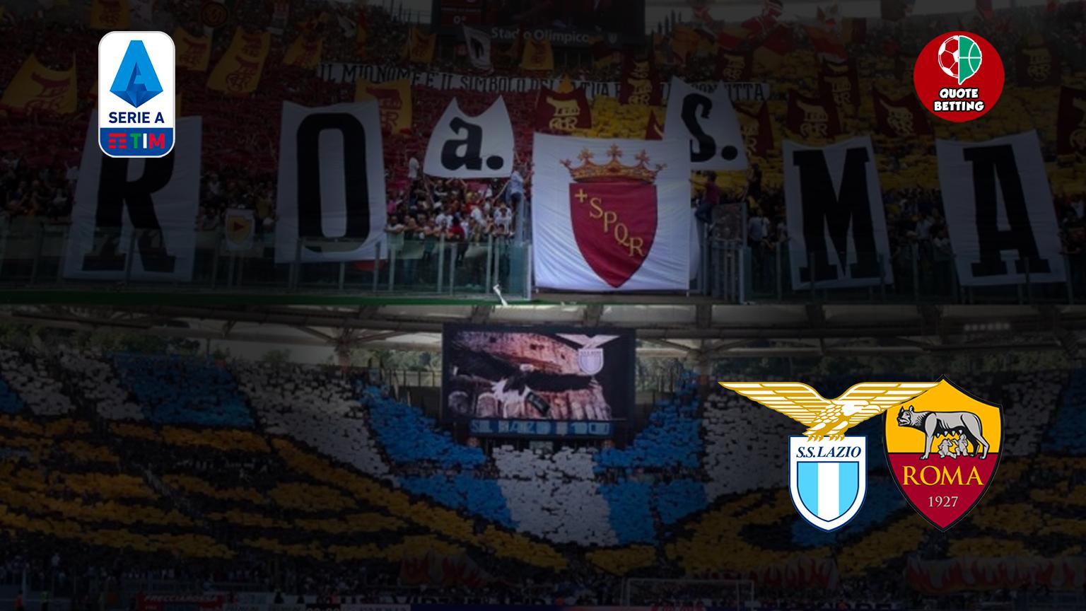 Peluang Lazio-Roma tempat untuk melihat di TV peluang prediksi formasi sepak bola Serie A Italia Stadion Olimpiade Lazio-Roma
