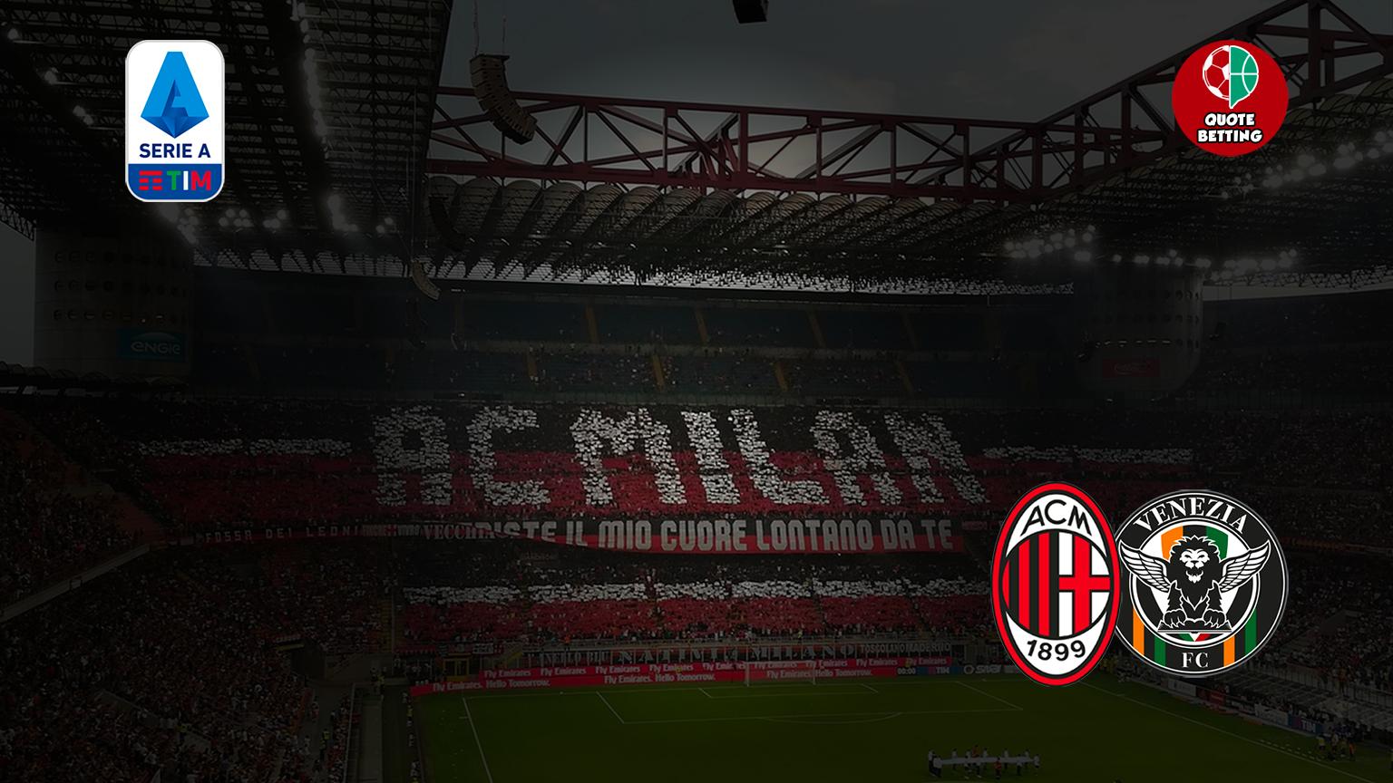 odds milan venice tempat untuk melihat di tv prediksi formasi odds seri a taruhan sepak bola italia stadion san siro milan-venice