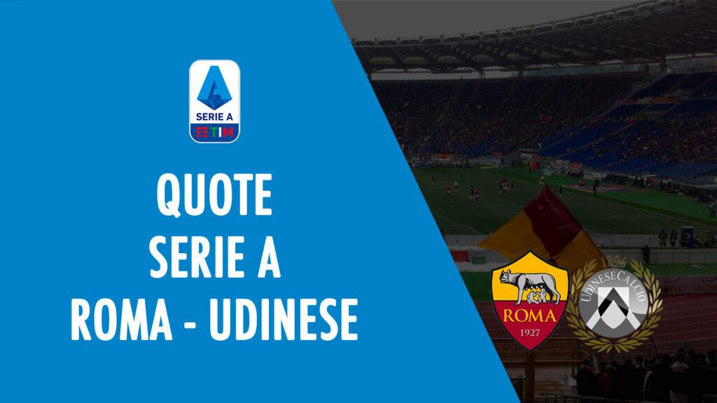 odds roma udinese tempat untuk melihat di tv prediksi formasi odds seri a taruhan sepak bola italia roma-udinese