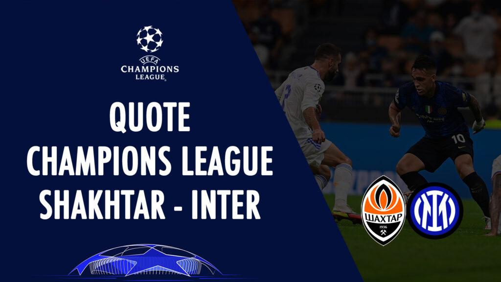 odds shakhtar donetsk inter tempat untuk melihat di tv prediksi formasi odds taruhan olahraga sepak bola liga champion eropa UCL shakhtar-inter fc inter news