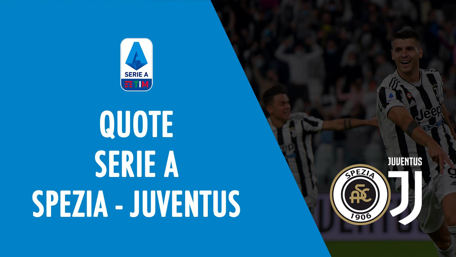 odds spezia juve tempat untuk melihat di tv prediksi formasi odds seri a taruhan sepak bola italia spezia-juventus