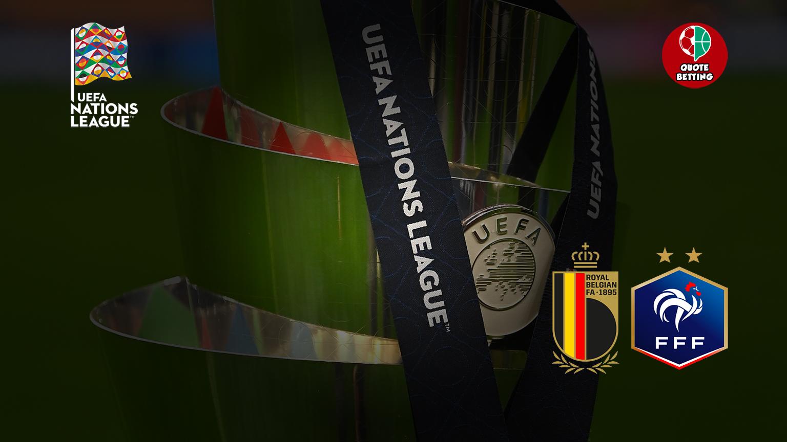 Belgia-Prancis peluang di mana untuk melihat di TV prediksi formasi peluang taruhan olahraga liga negara pertandingan berikutnya belgia hari ini