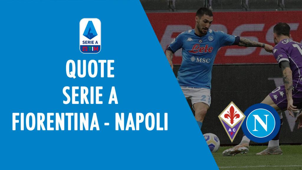 Peluang Fiorentina Napoli tempat untuk melihat di TV peluang prediksi susunan pemain Taruhan olahraga Serie A italia artemio franchi stadium firenze sscnapoli