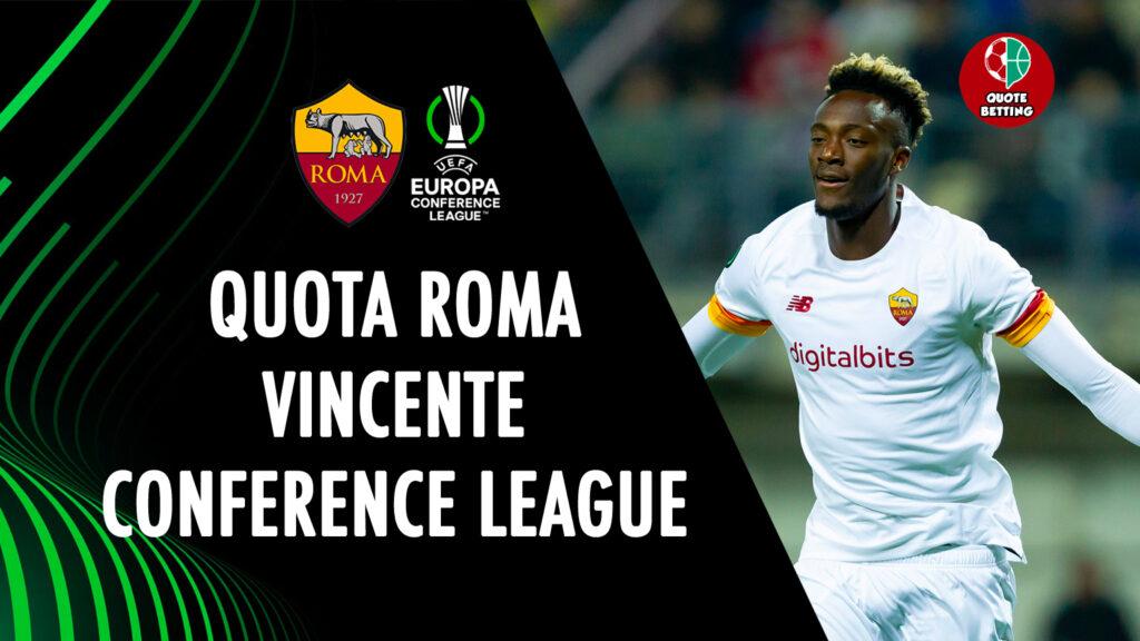 roma odds pemenang liga konferensi uefa roma odds snai goldbet eurobet sisal bwin