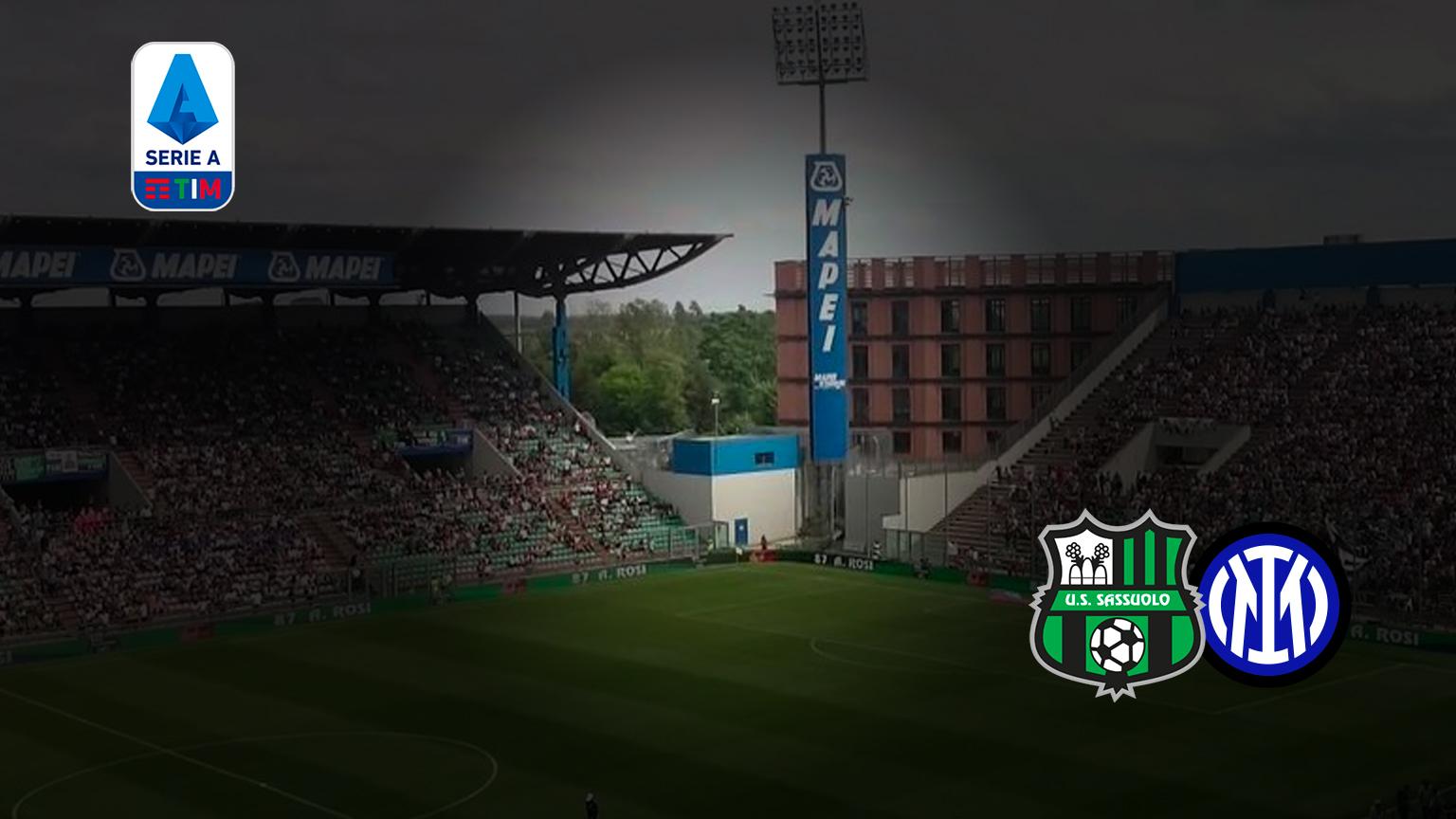 sassuolo inter odds dimana untuk melihat di tv prediksi formasi odds seri a taruhan olahraga sepak bola italia stadion mapei stadion fc inter news sassuolo-inter